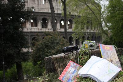coliseum roma tourist