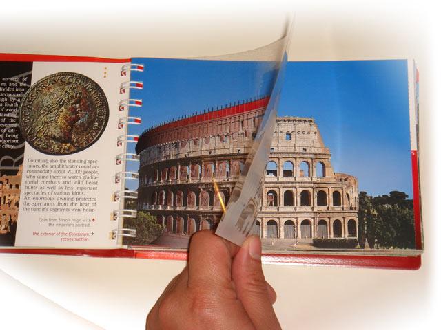 Вътрешна страница от каталога