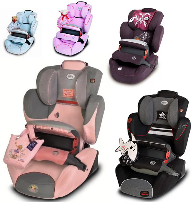 Kiddy Infinity Pro Car Seat Best Price