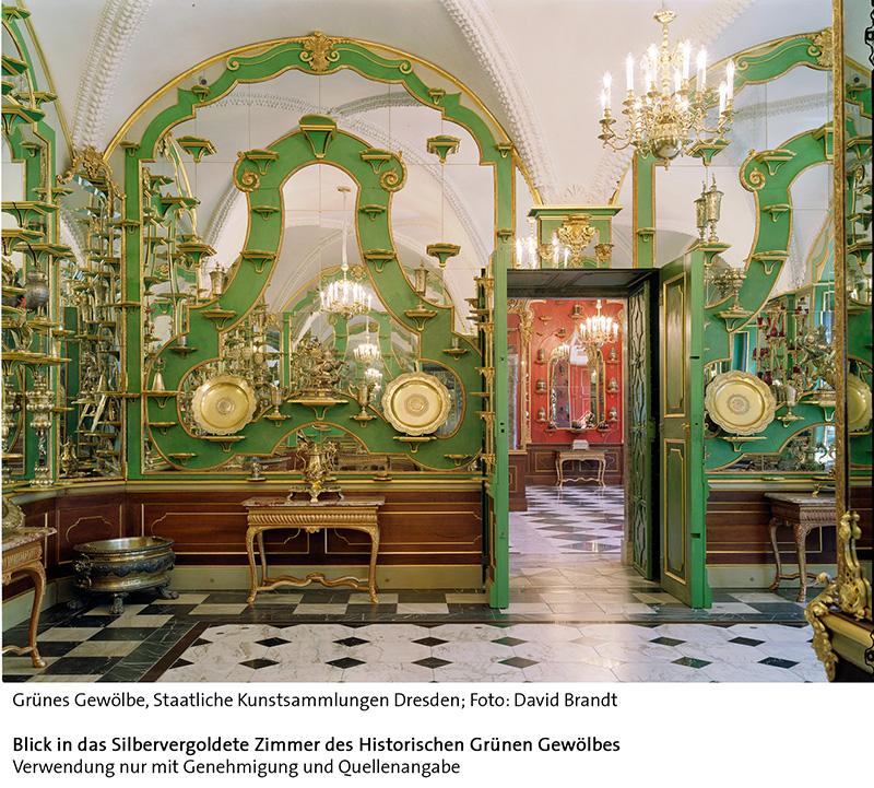 Historisches Grünes Gewölbe, Staatliche Kunstsammlungen Dresden