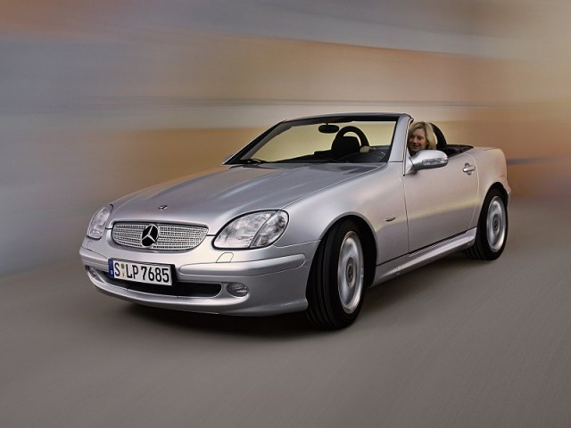 Mercedes Benz SLK 230 Final Edition_2