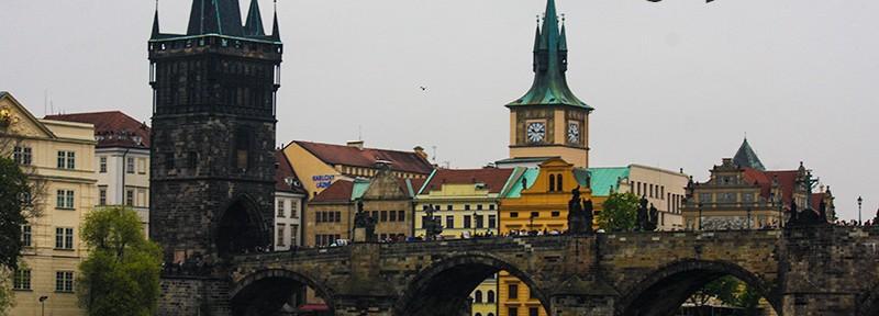 Един уикенд в Прага