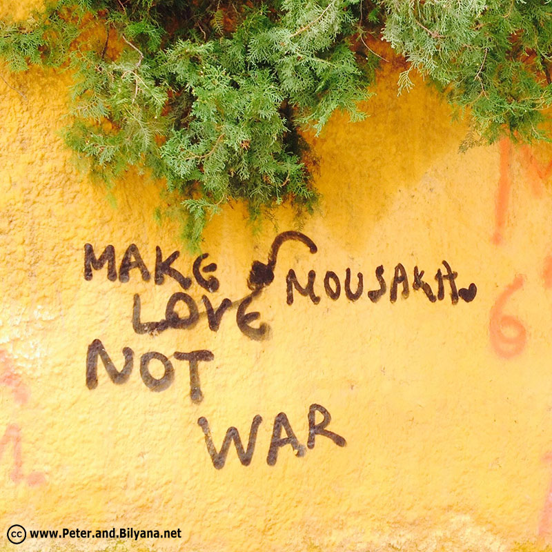 make-moussaka-not-war