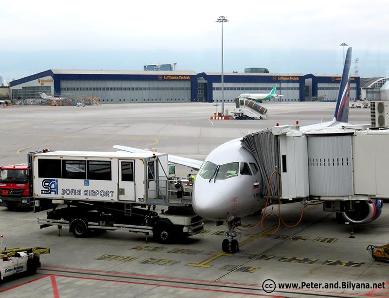 sofia-airport