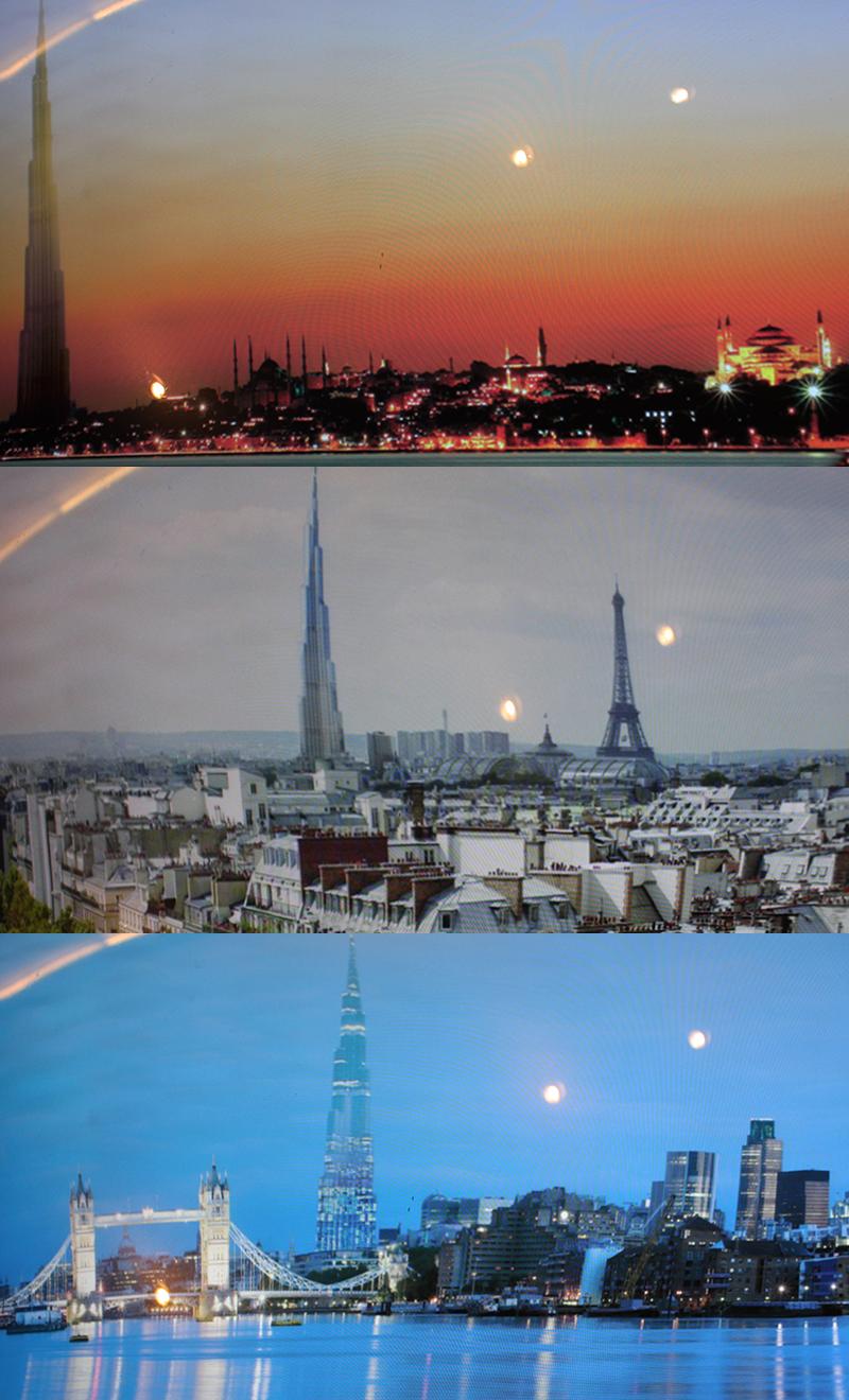 Burj-Khalifa-London-Paris-Istanbul