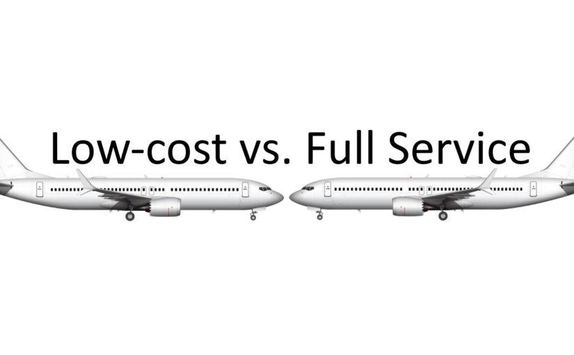 Low-cost vs. Full Service: по-евтини ли са всъщност нискотарифните полети?