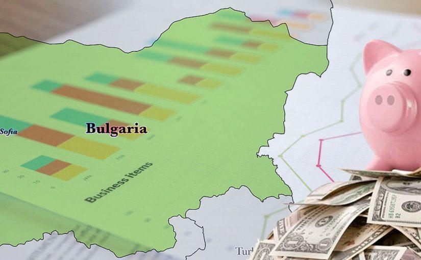 Карта на водещите в икономиката на България фирми по области (и пет лични впечатления)