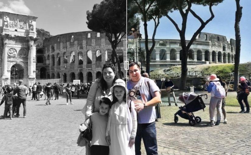 Оцветяване на черно-бели снимки