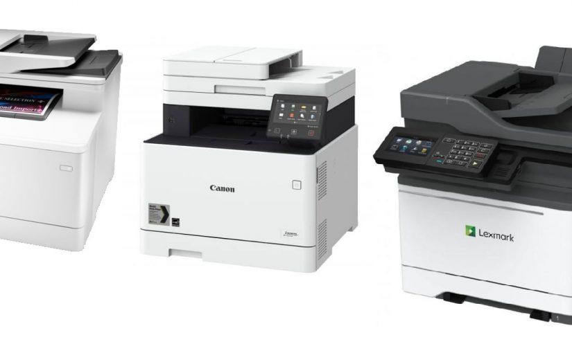 Най-добрите цветни лазерни принтери със скенер и копир в началото на 2020 г. за малък офис